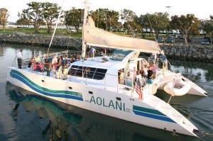 Aolani Catamaran Photos 16