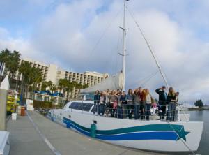 Aolani Catamaran Photos