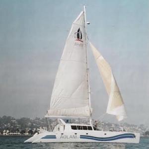 Aolani Catamaran
